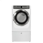 ElectroluxElectrolux 8.0 Cu. Ft. Front Load Perfect Steam™ Gas Dryer with Instant Refresh and 8 Cycles
