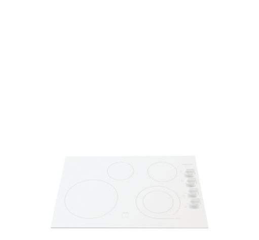 Frigidaire Gallery 30'' Electric Cooktop  White
