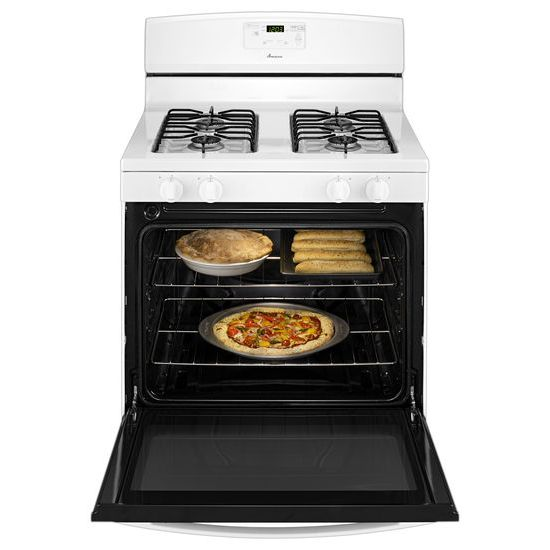 AMANA 5.1 Cu. Ft. Gas Oven Range With Sealed
