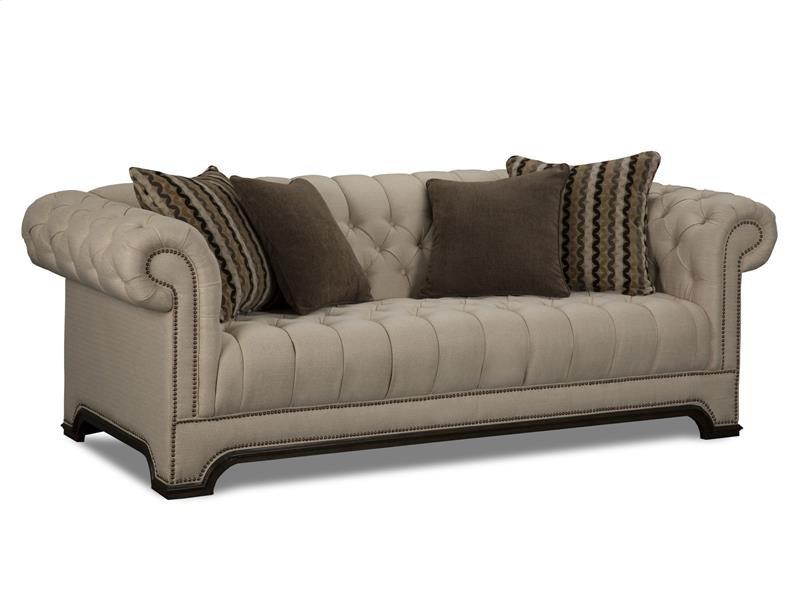 U in by Magnussen Home in Wichita KS Ivory Sofa