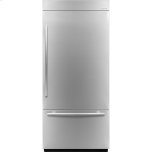 JENN-AIR36-inch Stainless Steel Panel Kit for Fully Integrated Built-In Bottom-Freezer Refrigerator