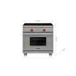 WolfWolf 36&quot Professional Induction Range
