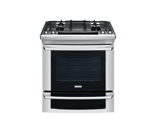 30'' Natural Gas Built-In Range with IQ-Touch(TM) Controls  Stainless Steel