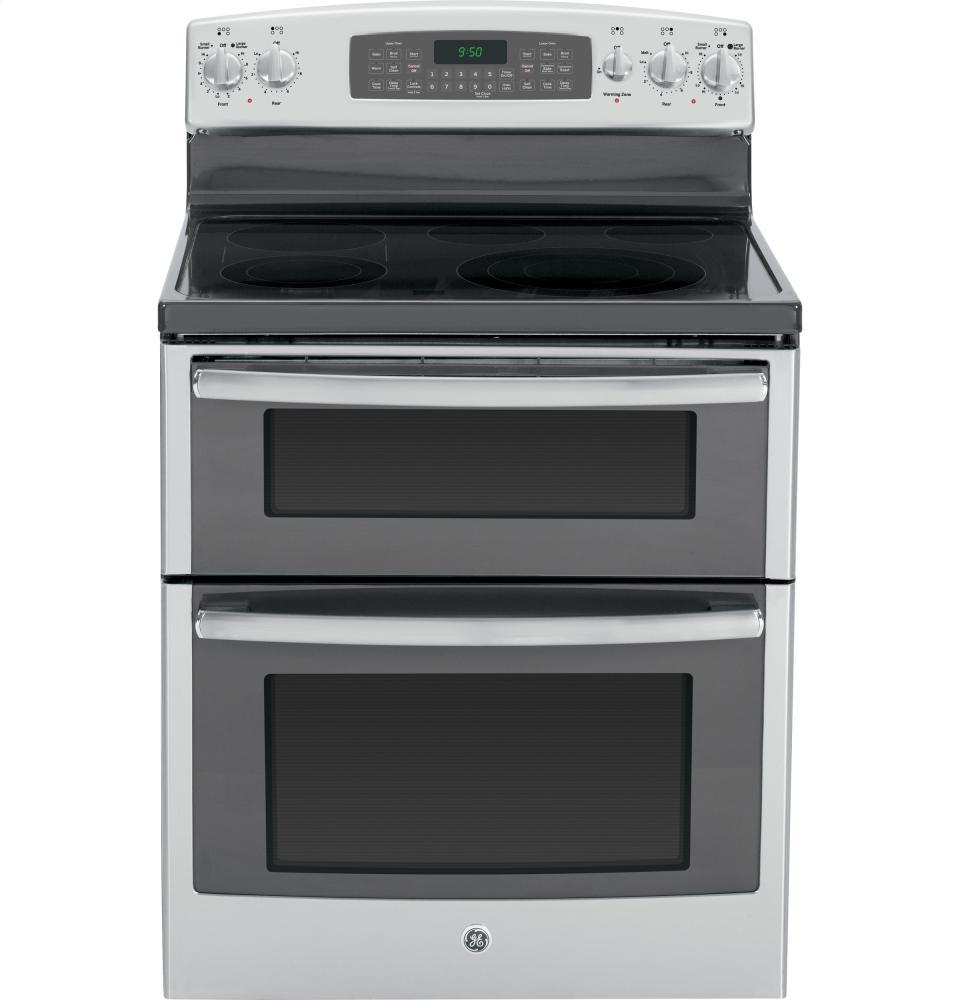 Double Oven Range ~ Electric ranges cooking warehouse discount