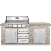 Built-in Grills Mirage Series Built-in Grill