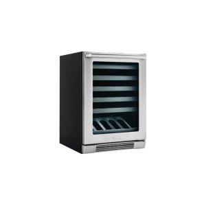 Counter Height Wine Cooler : EI24WC10QS Electrolux 24 Under-Counter Wine Cooler with Right-Doo...