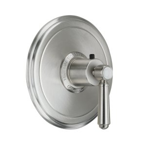 "Topanga Styletherm (R) 3/4"" Thermostatic Trim Only - Polished Chrome"