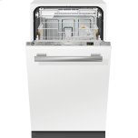 MieleMiele Fully integrated dishwashers with hidden controls, cutlery tray, custom panel handle ready, ADA Compliant