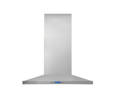 30'' Chimney Wall-Mount Hood Product Image