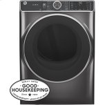 GEGE 7.8 Cu Ft Electric Dryer with Steam