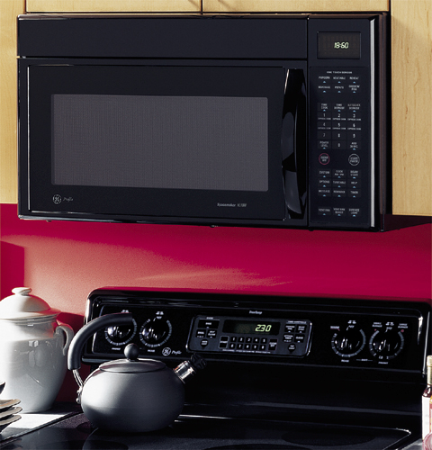 Ge Profile Emaker Xl1800 Microwave Oven Ovens