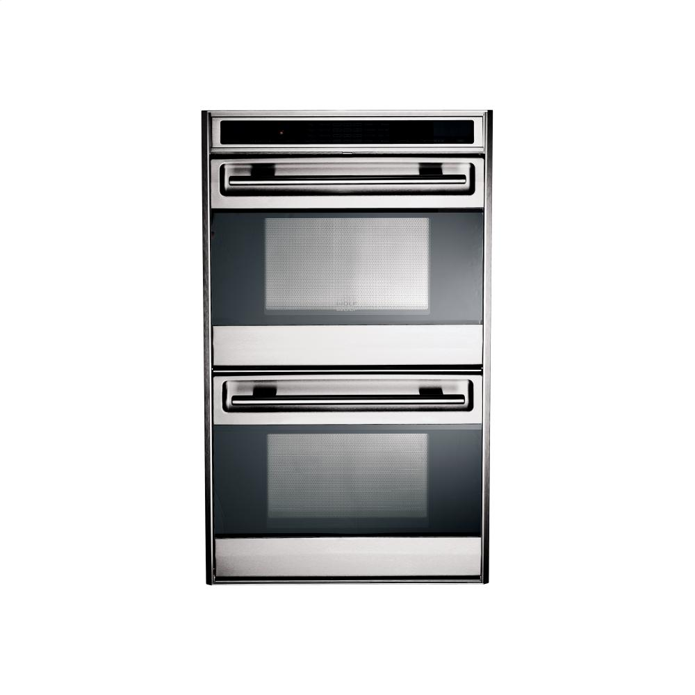 Wolf Ovens Double Wall Ovens Stainless Steel Do30fs