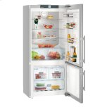 LiebherrLiebherr 30&quot - 12.8 cu ft Counter-Depth Bottom Freezer Refrigerator
