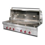 "WOLF54"" Outdoor Gas Grill"
