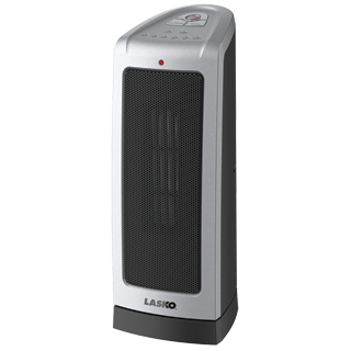 Oscillating Ceramic Heater with Electronic Control