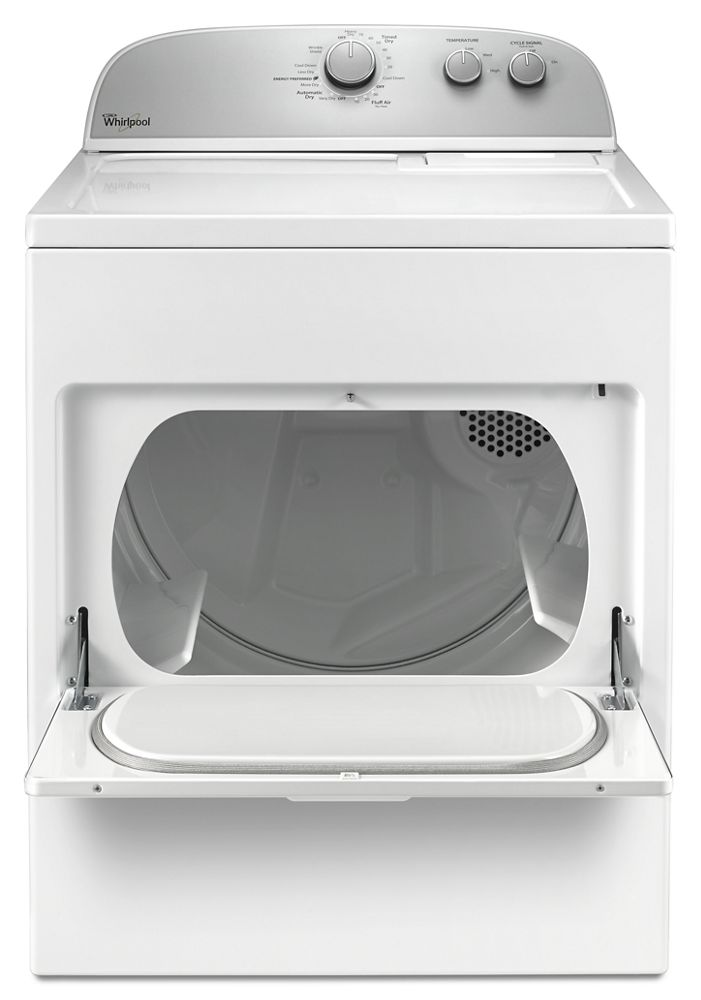 Whirlpool 7 0 Cu Ft Electric Dryer With Autodry