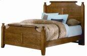 Broomhandle Bed (Queen)
