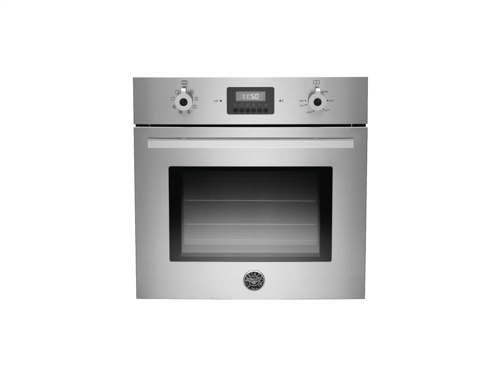 bertazzoni ovens single wall ovens stainless f24proxv