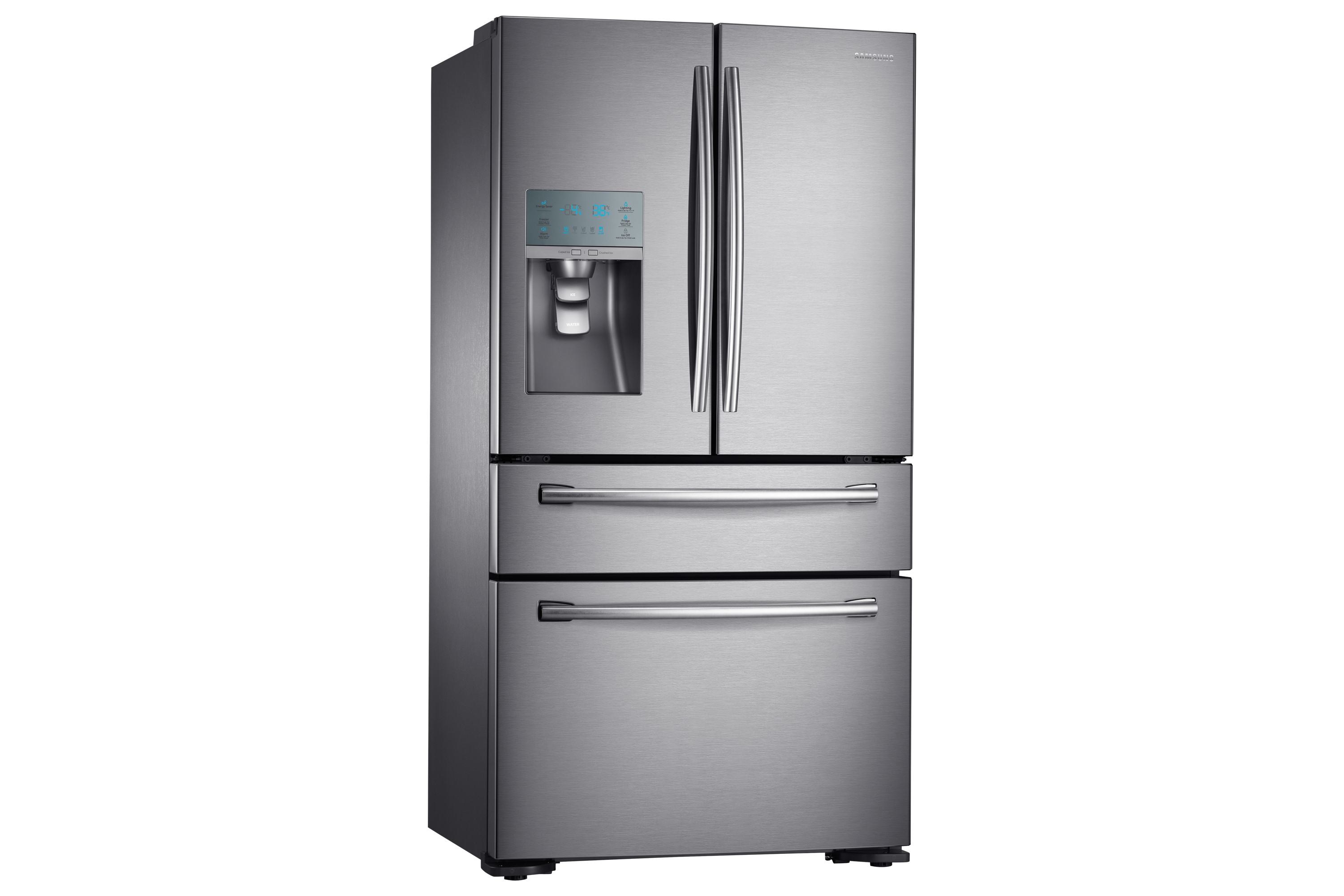 Rf24fsedbsr French Door Refrigerator With Twin Cooling Plus 23.6 Cu  #3A7F91