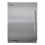Sub ZeroSub Zero UC-24RO Outdoor Refrigerator - Classic Stainless Steel Pro Handle Right Hinge
