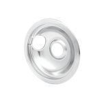 FrigidaireSmart Choice 6'' Chrome Drip Bowl, Fits Most