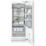 "GaggenauRefrigeration column RC 472 701 with temperature controlled drawer Fully integrated appliance Width 30"" (76.2 cm)"