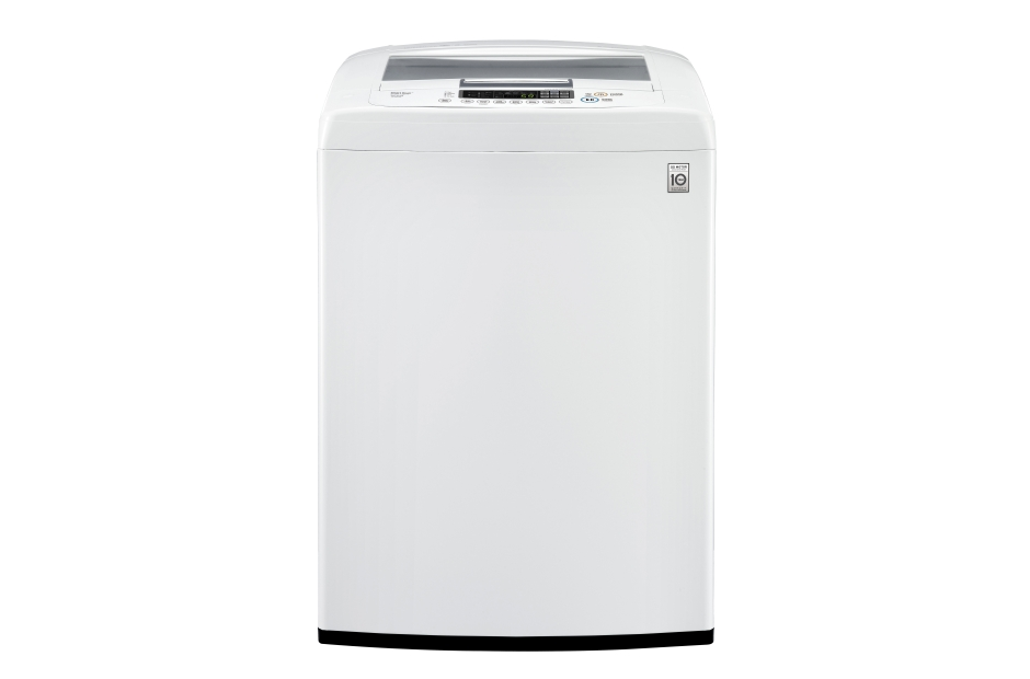 4.5 cu.ft. Capacity Top Load Washer with Front Control Design  White