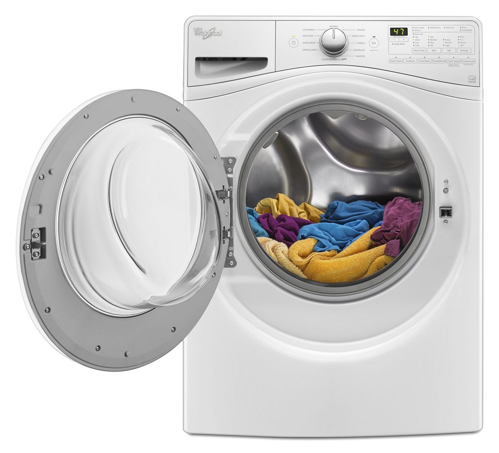 4.5 cu. ft. Front Load Washer with TumbleFresh option