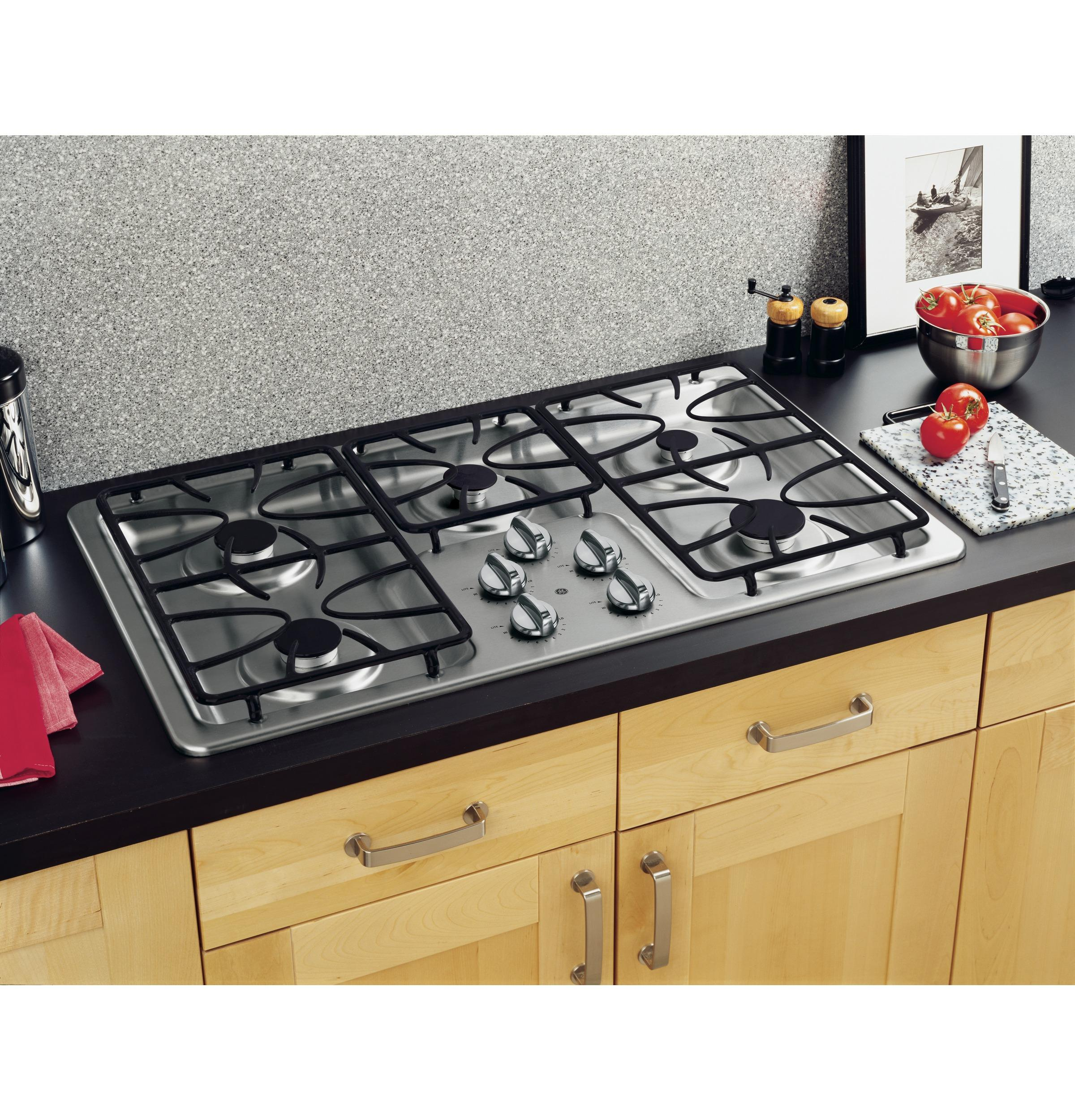 Built In Ge Cooktops ~ Jgp setss general electric