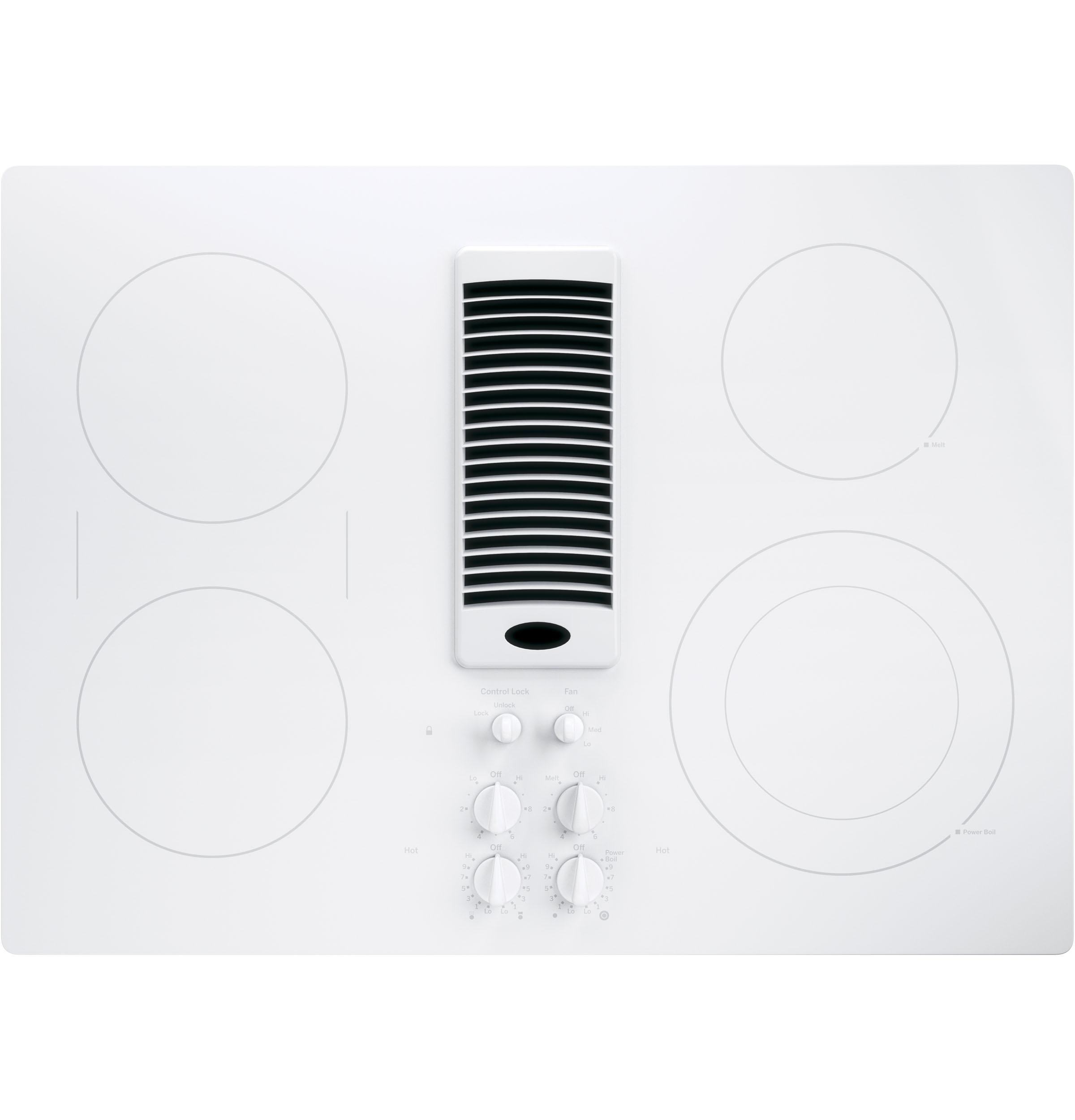 GE APPLIANCES PP9830TJWW