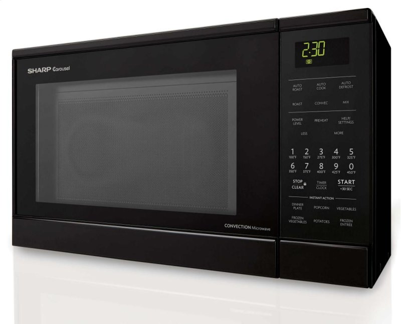 Viking Countertop Convection Microwave Oven : ... Carousel Countertop Convection + Microwave Oven 0.9 cu. ft. 900W Black