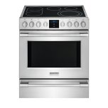 FrigidairePROFESSIONALFrigidaire Self Clean Convection Ceramic Range