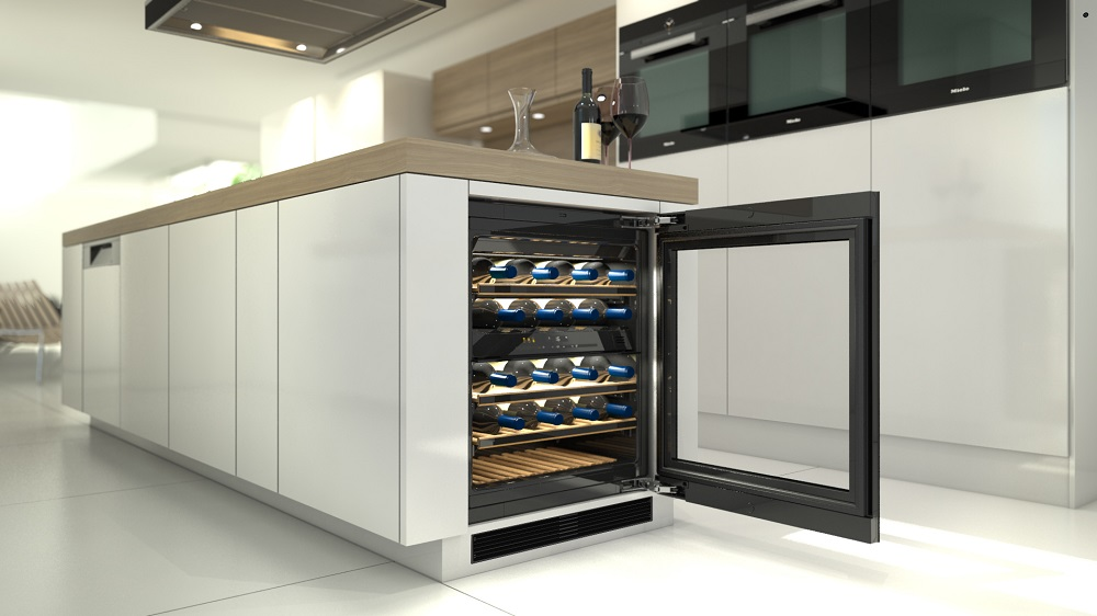 Miele Specialty Refrigerators Wine Coolers 36632200usa