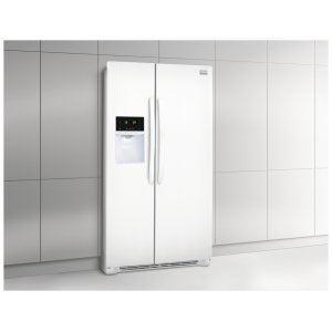 FGHS2631PP&nbspFrigidaire&nbspFrigidaire Gallery 25.6 Cu. Ft. Side-by-Side Refrigerator