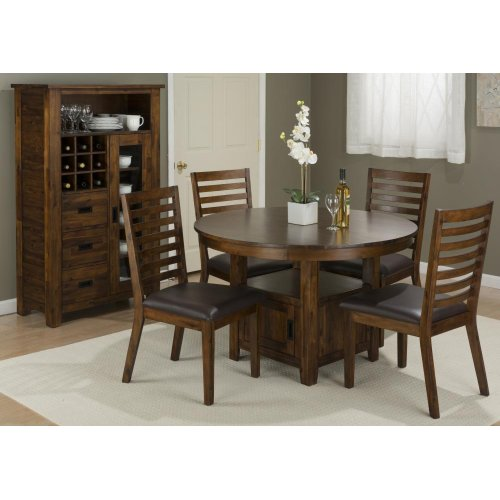 Coolidge Corner High Low Dining Table
