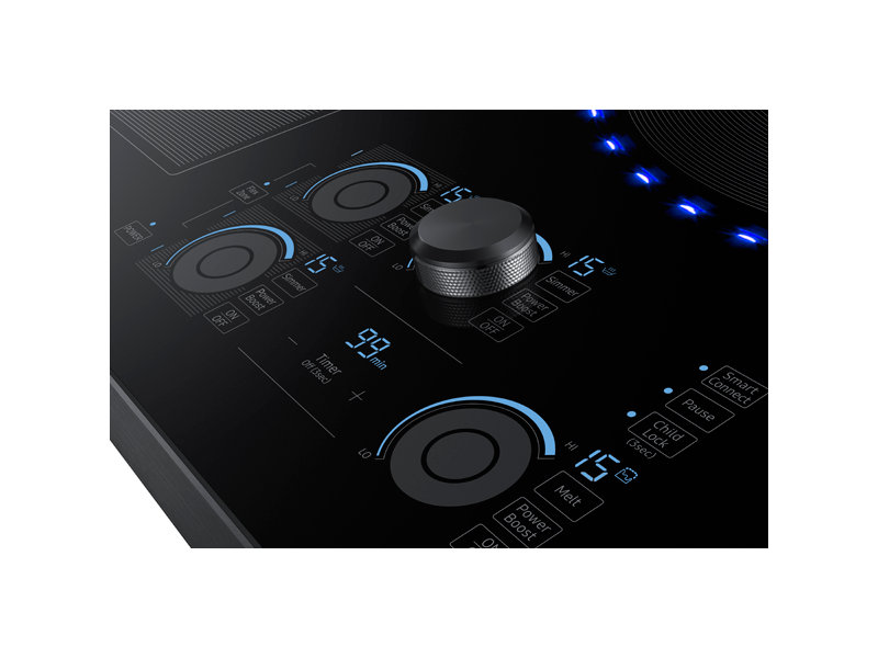 Samsung induction range image from 100 induction cooker for Table induction bosch