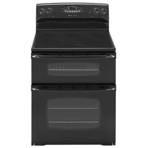 "Gemini(r) 30"" Double Oven Freestanding Electric Range"