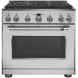Cafe AppliancesCafe Appliances Self-Clean Convection Gas Range