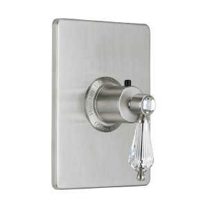 "Crystal Cove Styletherm (R) 3/4"" Thermostatic Trim Only - Weathered Brass"