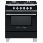 Fisher PaykelFisher Paykel 30&quot Convection Gas Range