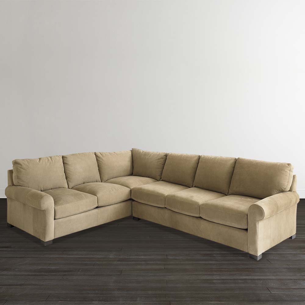 American Casual Scarborough Large L Shaped Sectional