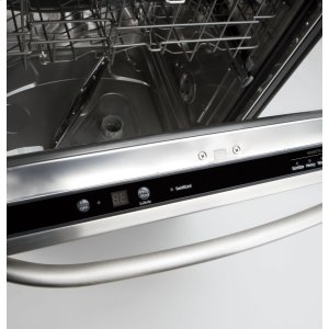 GLDT696DSS&nbspGeneral Electric&nbspGE(R) Built-In Dishwasher with Hidden Controls