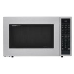 Sharp1.5 cu. ft. 900W Sharp Stainless Steel Carousel Convection + Microwave (SMC1585BS)