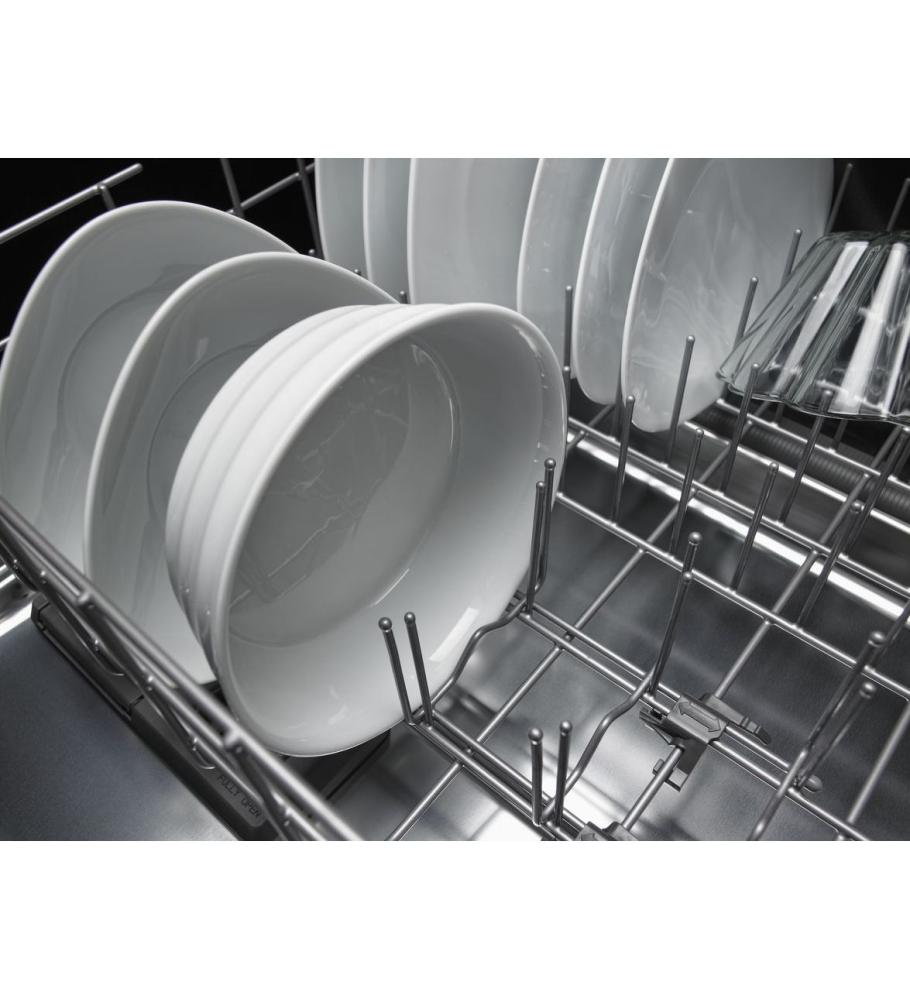 Stainless steel dishwasher kitchenaid stainless steel dishwasher cleaning - Kitchenaid dishwasher not cleaning top rack ...