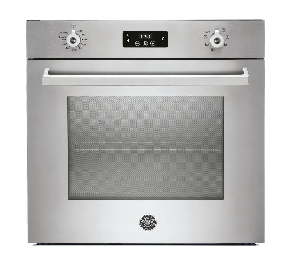 Single Wall Ovens ~ Bertazzoni ovens single wall stainless f proxv