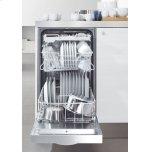 MieleMiele Prefinished, Slimline Dishwasher
