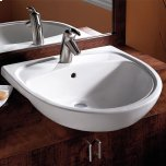 American StandardMezzo Semi-Countertop Bathroom Sink - White