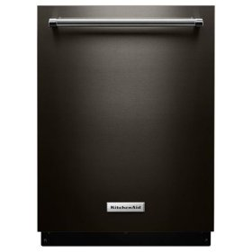 SAVE! - MAKING ROOM FOR 2018 MODELS - KitchenAid® 46 dBA Dishwasher with ProWash™ Cycle - Black Stainless