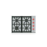 """Wolf30"""" Professional Gas Cooktop - 4 Burners SS"""