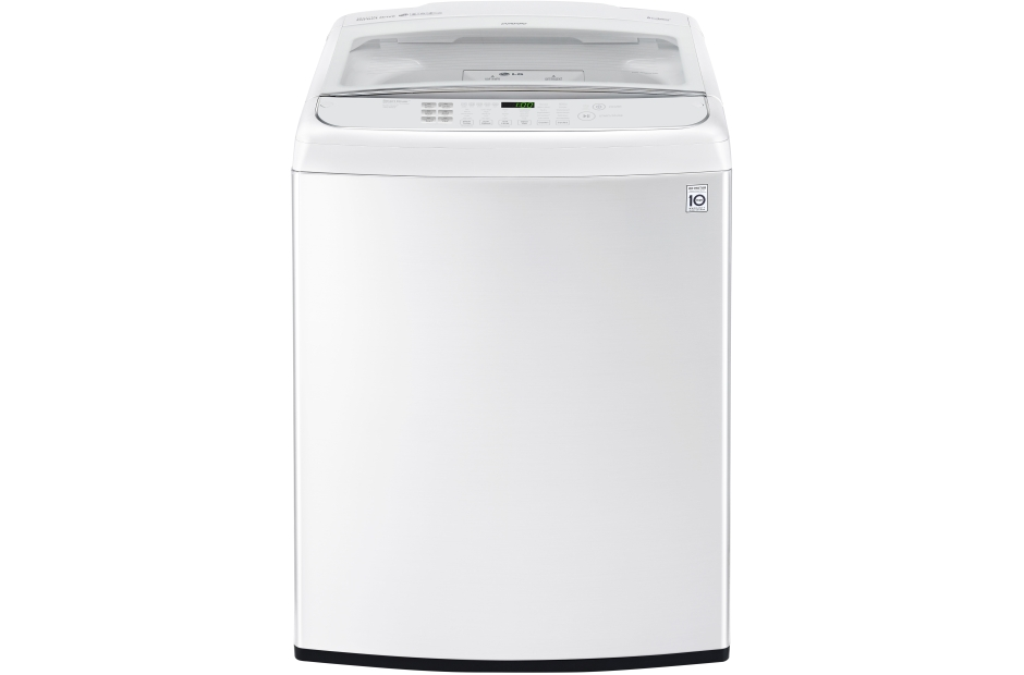 5.0 cu. ft. Ultra Large Capacity Front Control Top Load Washer with TurboWash(R)